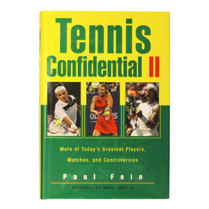 BAKER AND TAYLOR TENNIS CONFIDENTIAL 2 BY PAUL FEIN