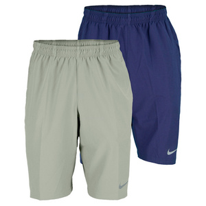 NIKE MENS NET 11 IN WOVEN TENNIS SHORT