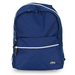 LACOSTE BACKCROC MEDIUM BACKPACK BLUE
