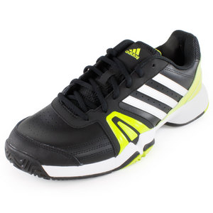 adidas MENS BERCUDA 3 SHOES NIGHT BLACK/WHITE