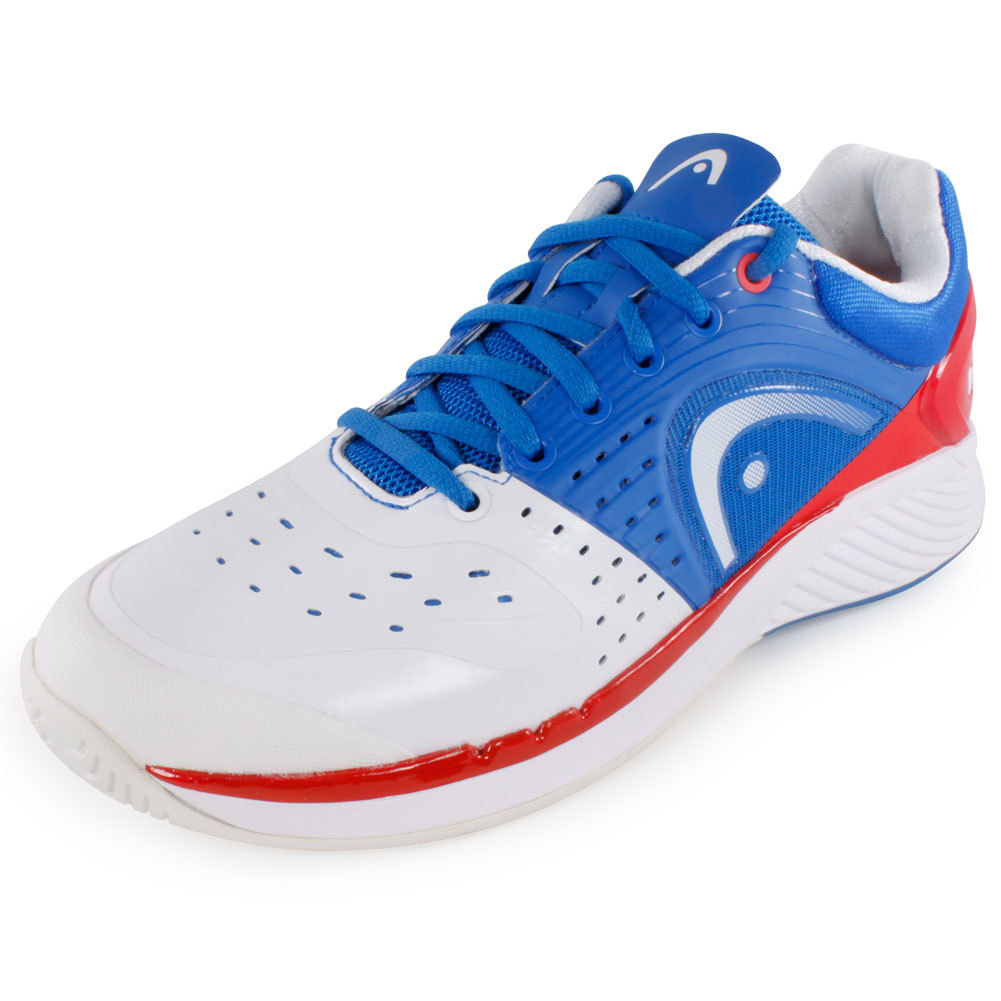 s sprint pro tennis shoes blue and white ebay
