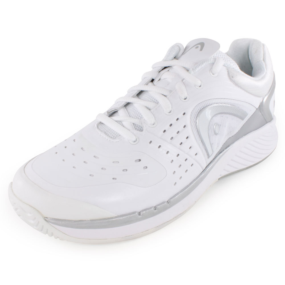 Women's Sprint Pro Tennis Shoes White And Gray