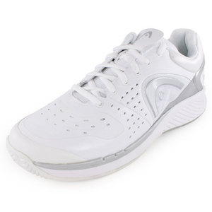 HEAD WOMENS SPRINT PRO TENNIS SHOES WHITE/GY