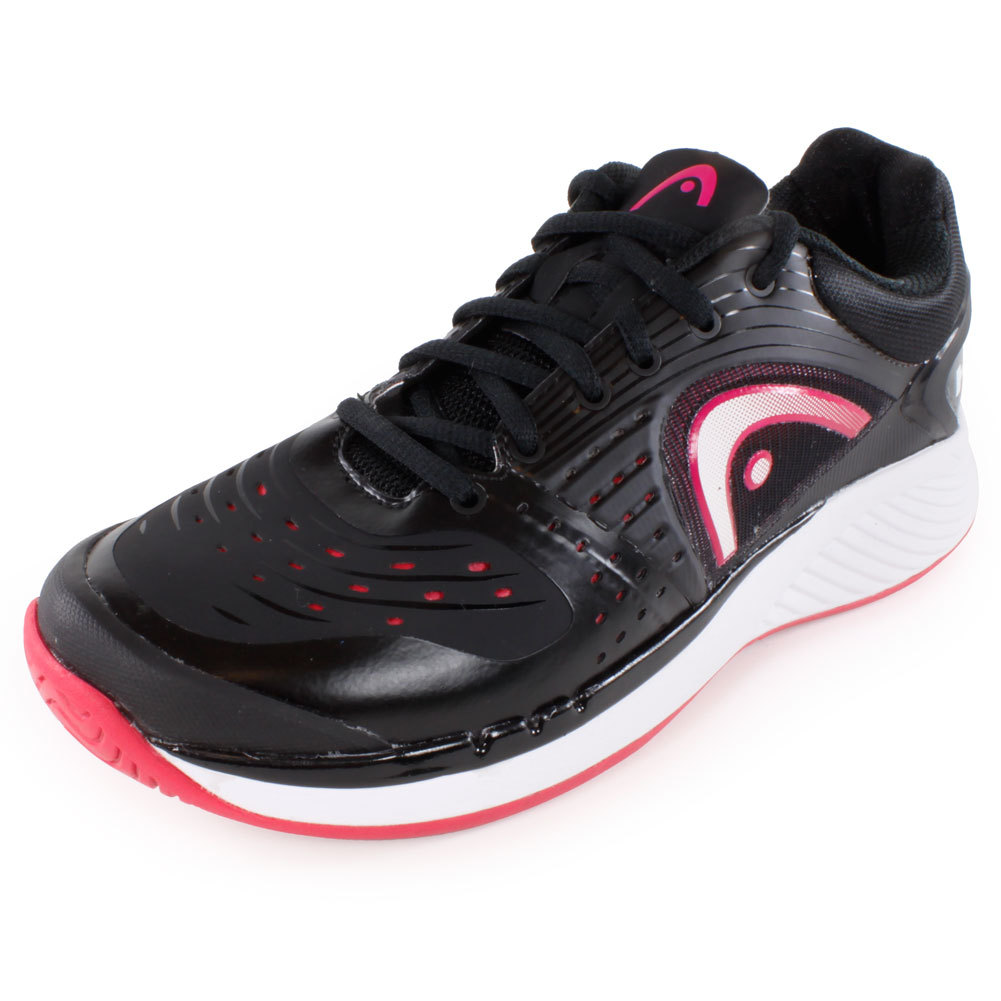 Women's Sprint Pro Tennis Shoes Black And Pink