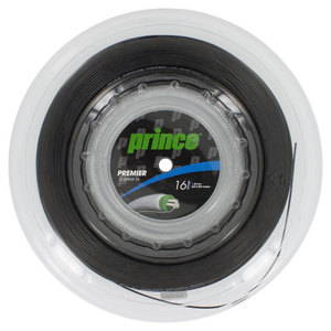 Premier Control 16G 660Ft Tennis String Reel Black