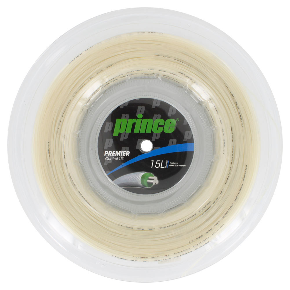 Premier Control 15l 660ft Tennis String Reel Natural