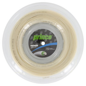 Premier Control 15G 660Ft Tennis String Reel Natural