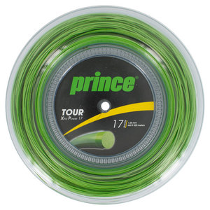 Tour XP 17G 660 Feet Tennis String Reel Green