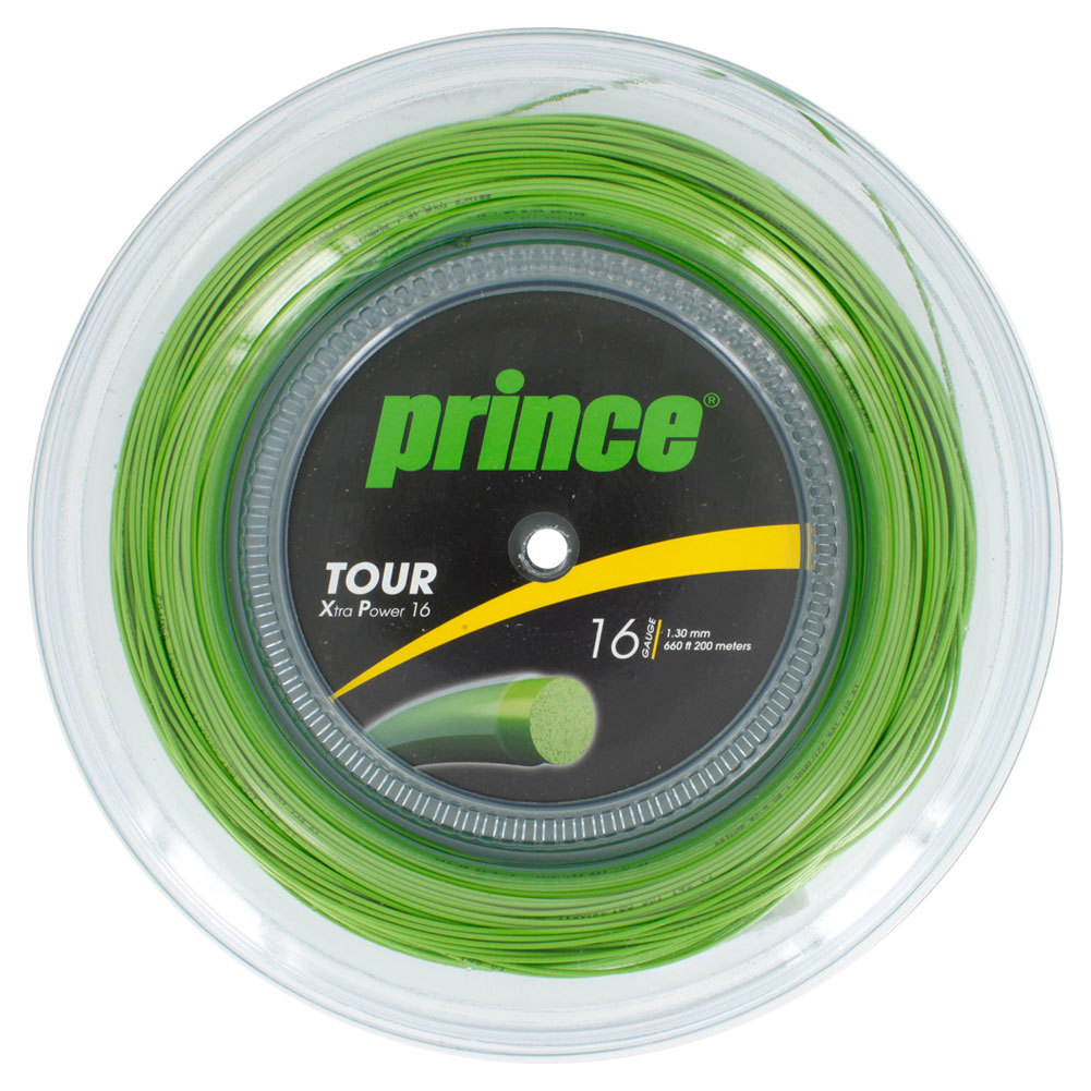 Tour Xp 16g 660 Feet Tennis String Reel Green