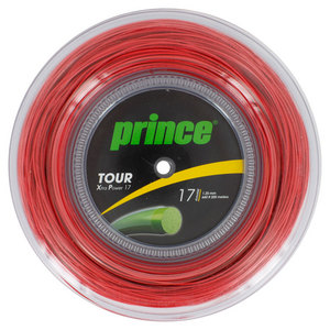 Tour XP 17G 660 Feet Tennis String Reel Red