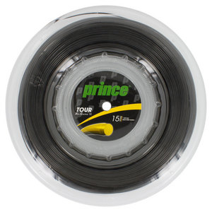 PRINCE TOUR XC 15G TENNIS STRING REEL BLACK