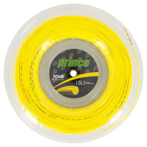 PRINCE TOUR XC 15L TENNIS STRING REEL YELLOW