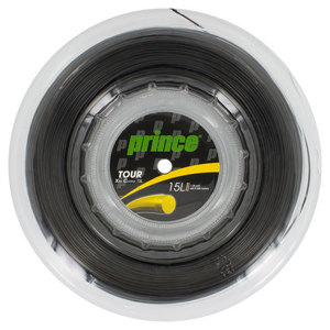 PRINCE TOUR XC 15L TENNIS STRING REEL BLACK