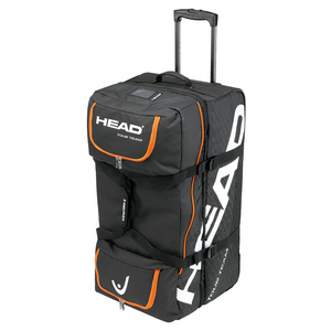 HEAD TOUR TEAM TENNIS TRAVELBAG BLACK/ORANGE