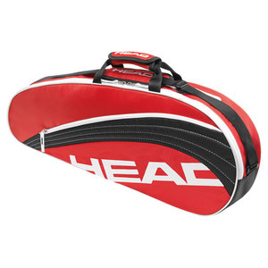 HEAD CORE PRO TENNIS BAG RED AND BLACK