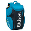 Tour Large Tennis Backpack Blue by WILSON