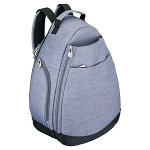 WILSON WOMENS VERVE TENNIS BACKPACK GRAY