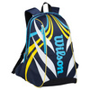 Topspin Large Tennis Backpack Blue by WILSON