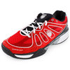 Men`s Ultra Express Tennis Shoes Red and Black by K-SWISS