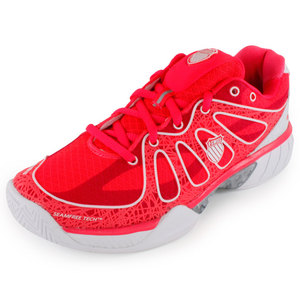K-SWISS WOMENS ULTRA EXPRESS SHOES RED/WHITE
