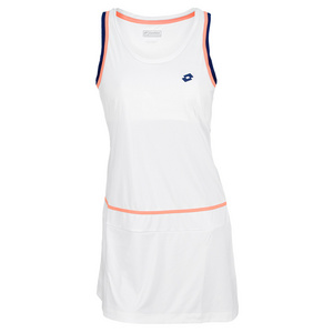 LOTTO WOMENS SHELA TENNIS DRESS WHITE