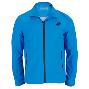 LOTTO MENS 1000 TENNIS JACKET BLUE MOON