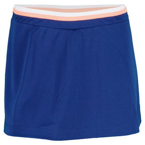 LOTTO WOMENS SHELA TENNIS SKIRT CHINA BLUE