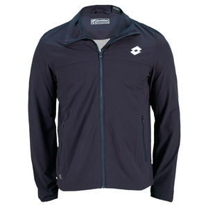 LOTTO MENS 1000 TENNIS JACKET DEEP NAVY