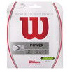 Synthetic Gut Power Tennis String LIME