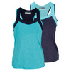 Women`s Racerback Tennis Tank by LIJA