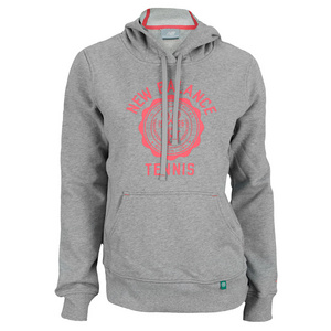 NEW BALANCE WOMENS BOOKSTORE TENNIS HOODIE