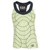 Women`s Printed Racerback Tennis Tank SYL_TEA