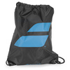 BABOLAT Drawstring Tennis Bag Black and Blue