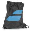 BABOLAT Drawstring Tennis Bag Black and Blue