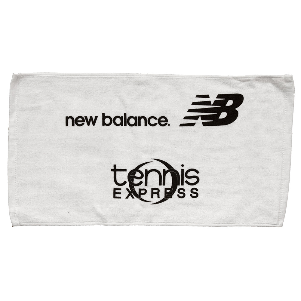 Tennis Express Fitness Towel White