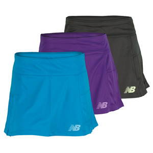 NEW BALANCE WOMENS MONTAUK TENNIS SKORT