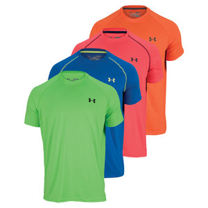 UNDER ARMOUR MENS UA TECH SHORT SLEEVE TEE