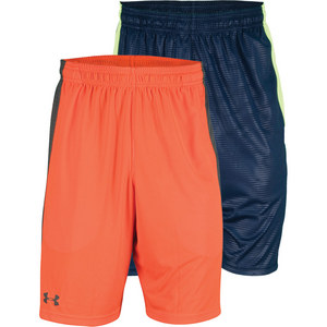 UNDER ARMOUR MENS MICRO PRINT SHORT
