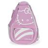 HELLO KITTY Diva Tennis Backpack Pink