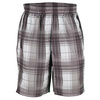 NEW BALANCE Men`s Court Tennis Short Plaid Shale