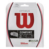 Optimus 16G Tennis String WHITE