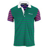 Men`s Yarn Dye Tech Pique Sport Polo Bermuda Green by POLO RALPH LAUREN