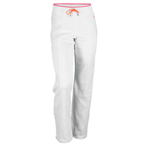 POLO RALPH LAUREN WOMENS FUNCTIONAL TNS PANT PURE WHITE