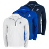 Men`s Long Sleeve 1/4 Zip Tennis Top by POLO RALPH LAUREN
