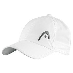 HEAD PRO PLAYER TENNIS CAP WHITE