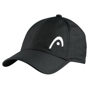 HEAD PRO PLAYER TENNIS CAP BLACK