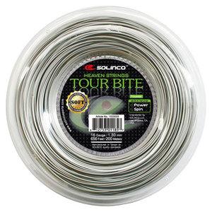 Tour Bite Soft Tennis String Reel Light Silver