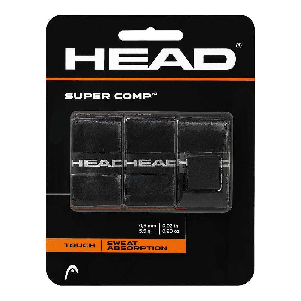 Super Comp Overgrip Black