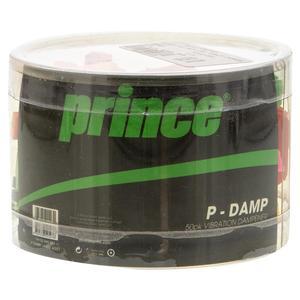 PRINCE P DAMP 50 PACK JAR TENNIS DAMPENER ASRTD