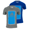 Men`s Aussie Tennis Court Tee by ADIDAS